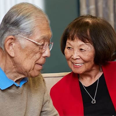 Don & Carol Furuta, Holly Creek Residents