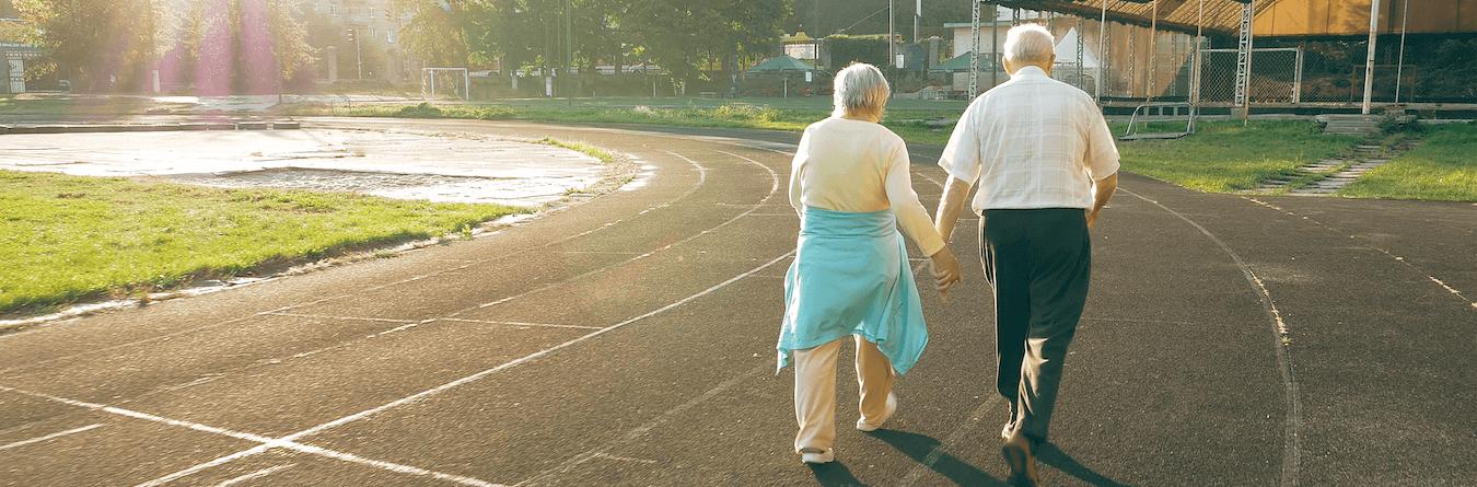 seniors on track